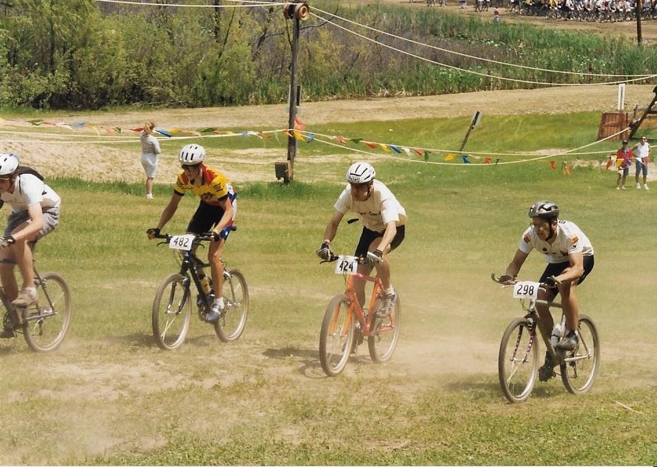 1994 Michigan state championships at Pando ski area.