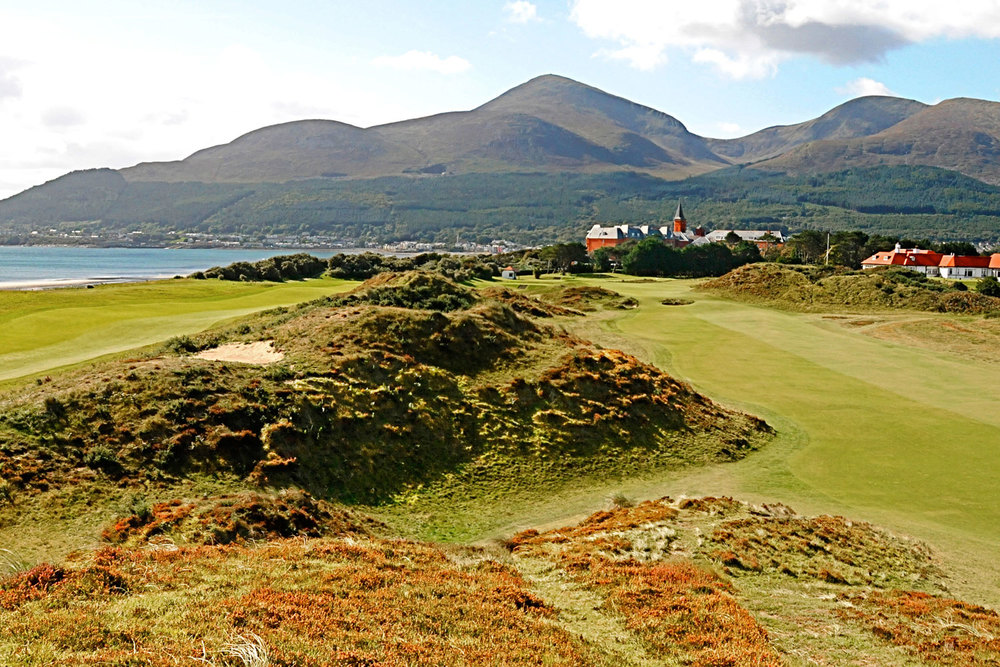 Royal County Down North West Ireland © Robert Kaufman