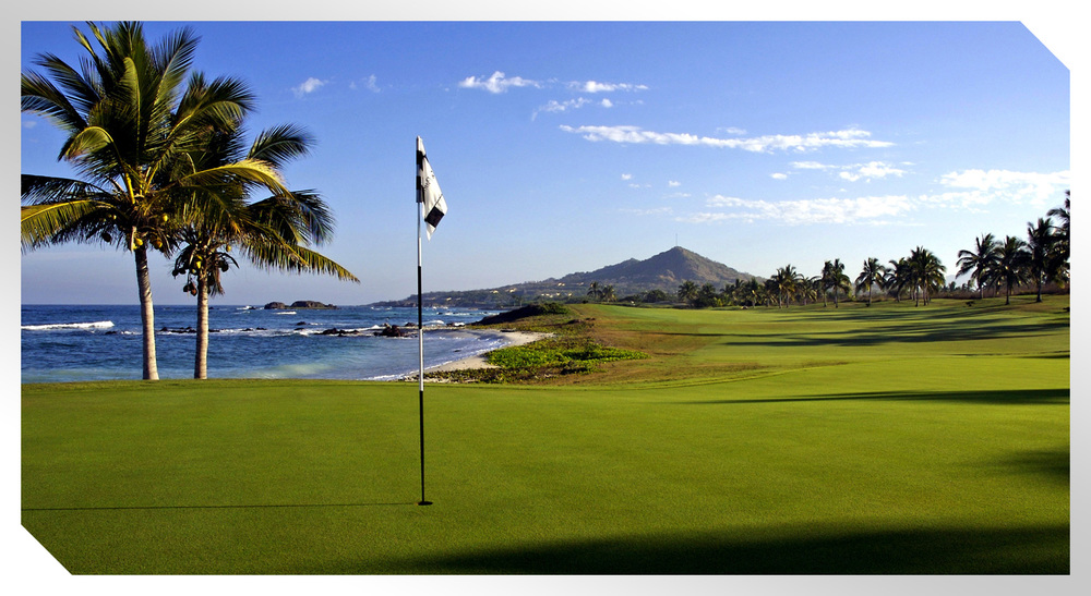 Punta Mita Golf Course, Mexico