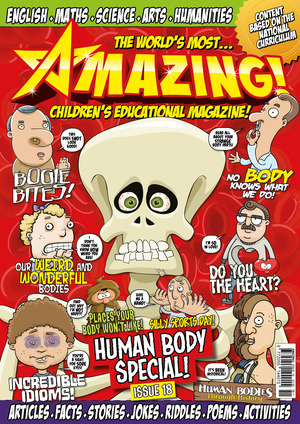 10% off a subscription to Amazing!