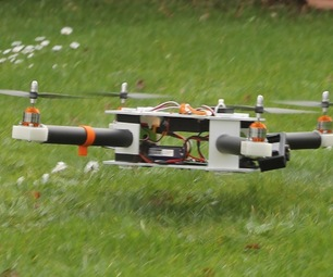THE BEGINNER'S QUADCOPTER