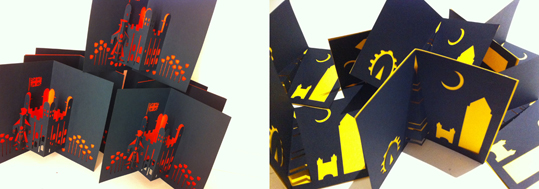 london pop-up cards for lovely&british