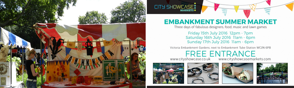 Hannah Kokoschka popupcards at Cityshowcase embankment market