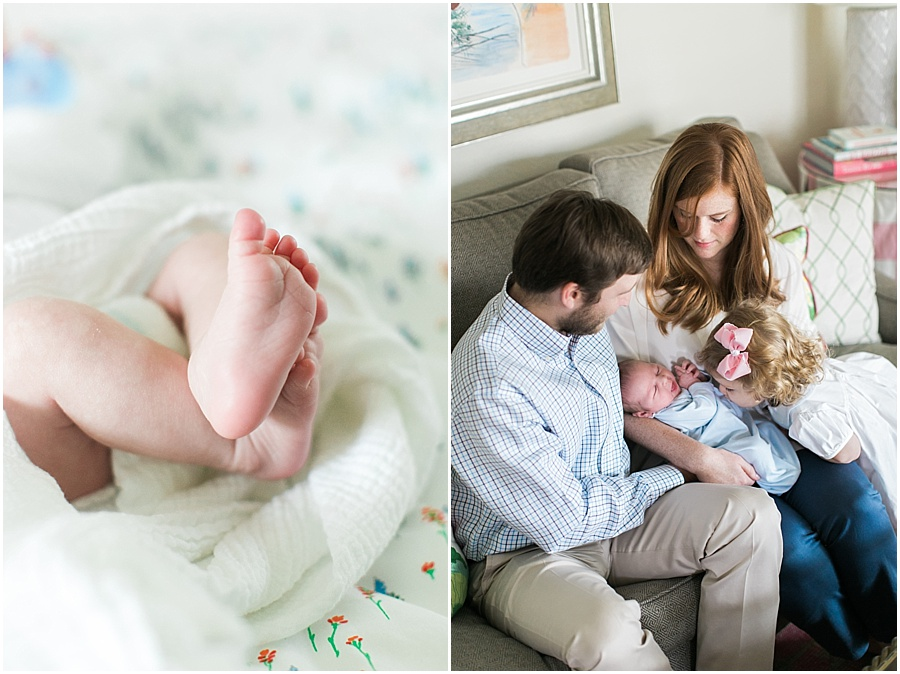 Boenker Family Newborn Session