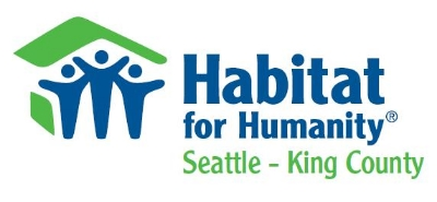 Habitat for Humanity Seattle - King County Logo