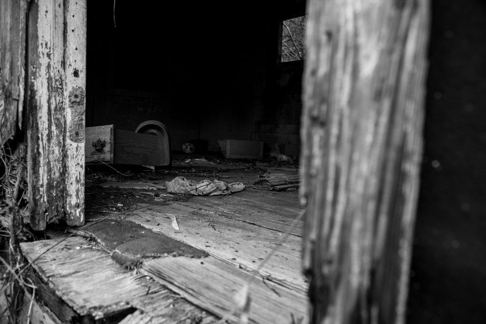 """""""Abandoned""""  Marshall, NC"""