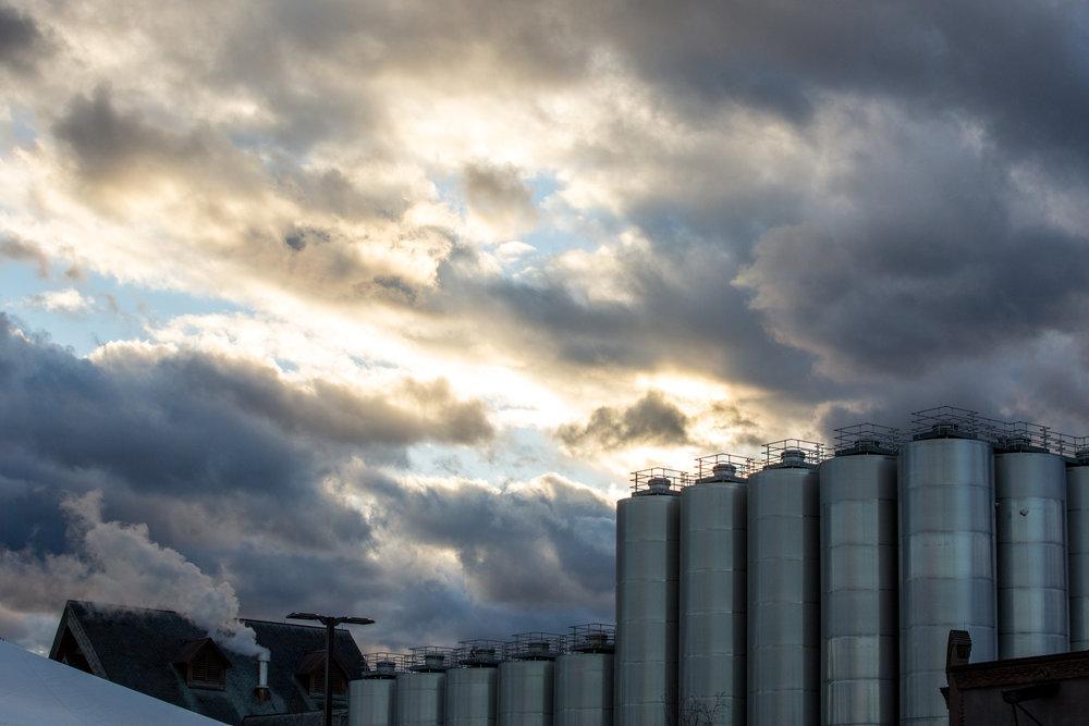 """Brewery""  Sierra Nevada Brewery - Mills River, NC"