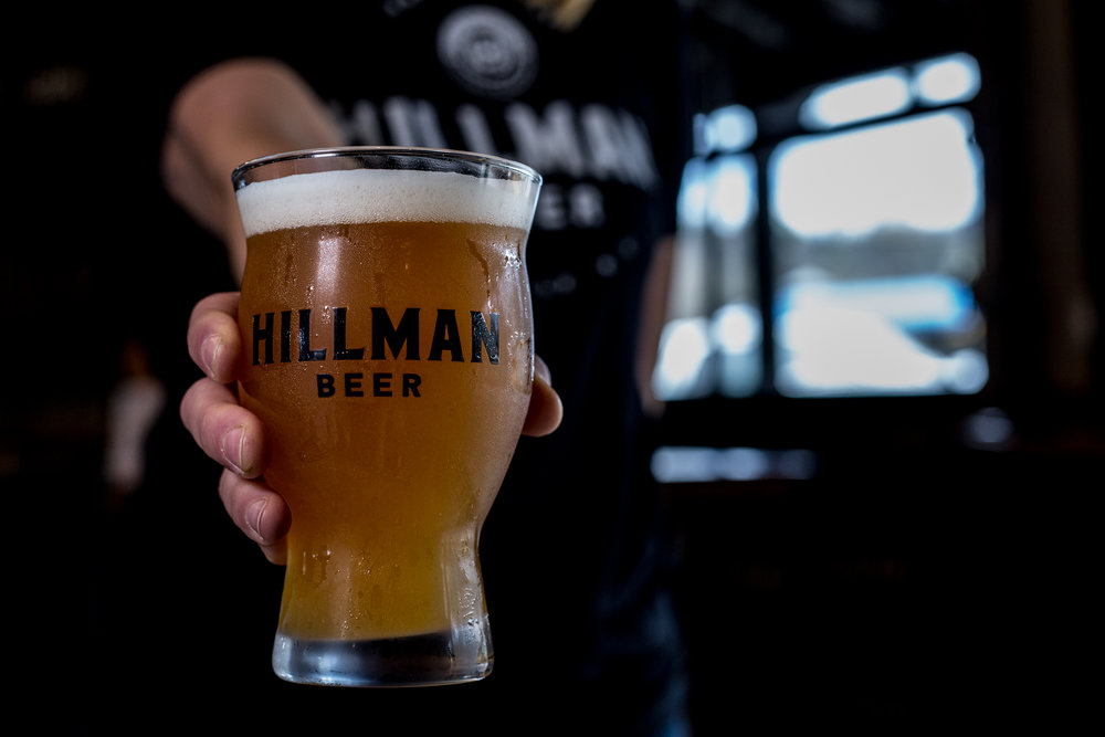 Hillman Beer - West Ashe - Asheville, NC