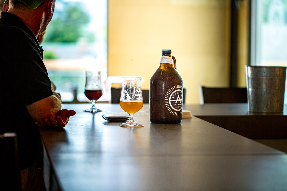 Archetype Asheville - West Ashe - growler