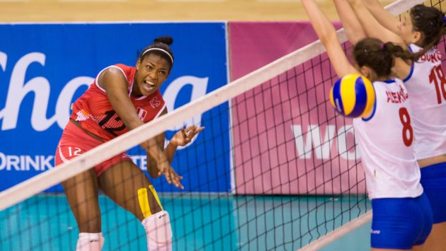 Peru Volleyball Gets Ticket To Fivb S Final Four Embassy Of Peru In The Usa