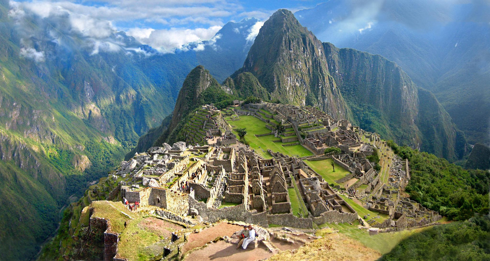 Machu Picchu - Street View - Google Maps — Embassy of Peru in the USA