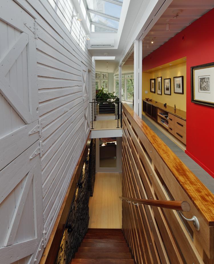 Princeton Barn/House