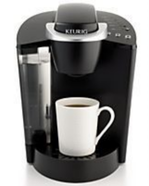 Keurig K45 Elite Single  $99 (Available for pick up at Macy's or Bed Bath and Beyond