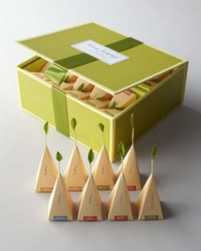 Tea Forte Tea Chest Sampler  $45 (Available for pickup at Neiman Marcus)
