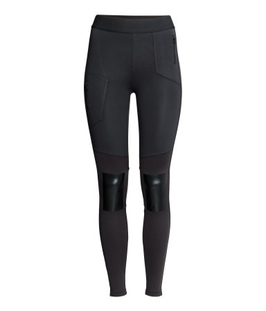 HM Outdoor Tights with Knee Patches