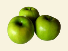 Organic Granny Smith Apples- 2lb bag