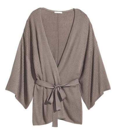 Kimono Wrap Sweater