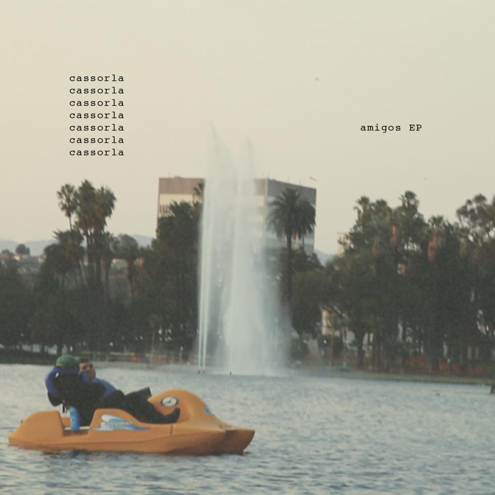 Amigos EP - 2014  Cassorla