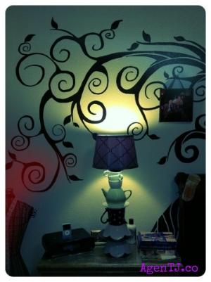 A Bright Idea Teacup Table Lamp Agentj Co