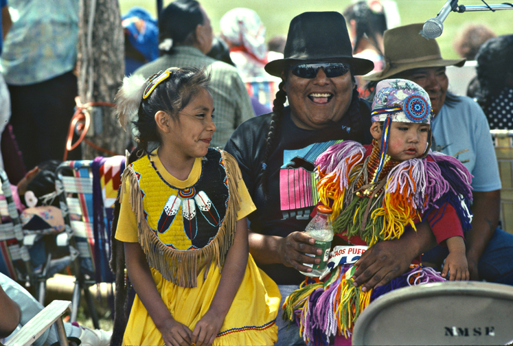 pow wow taos pueblo dad and kids .jpg