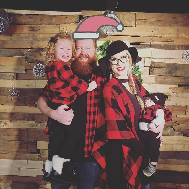 Merry Christmas, everyone!  #merry #christmas #merrychristmas #thefamilythatplaidstogetherstaystogether #buffaloplaid #buffalo #plaid