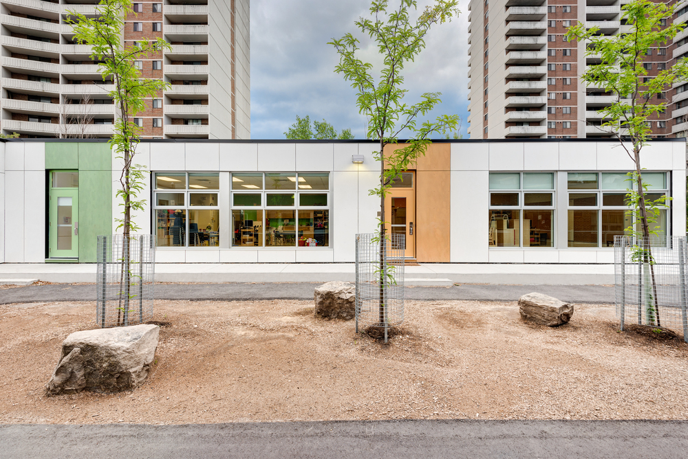 Warden Avenue Jr. PS,  Kohn Shnier Architects , Toronto
