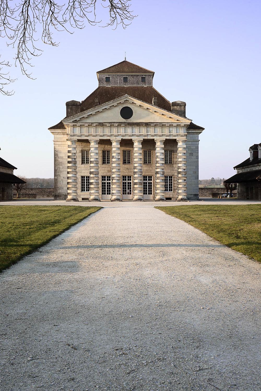 Director's building | Maison du directeur