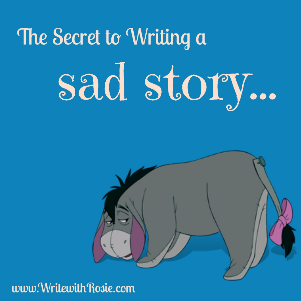 thesecrettowritingasadstory