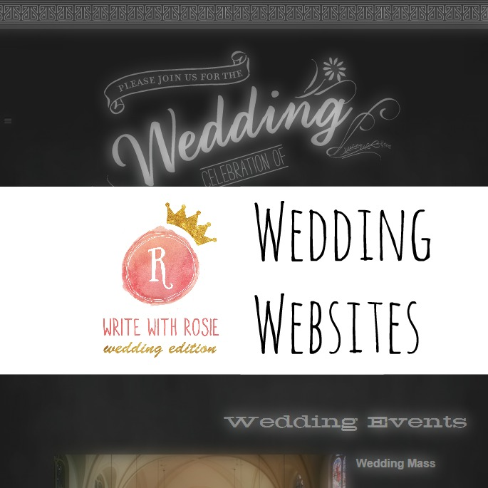 website via Wedding Wire