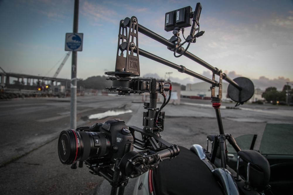 MōVi Filming