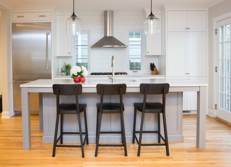 Kitchen - Dining Room Swap — Petrick Architecture