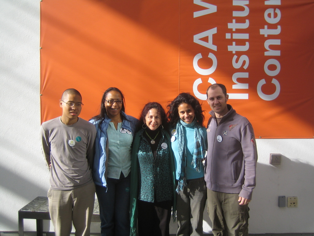 "The ""Future of Culture"" crew in 2007"