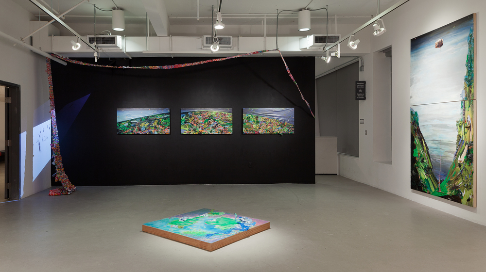 MFA Thesis Exhibition , Yale School of Art, 2015