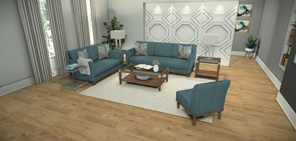 Rooms To Go - Living Room