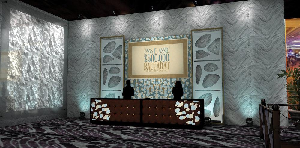 Aria - $500,000 Baccarat Tournament