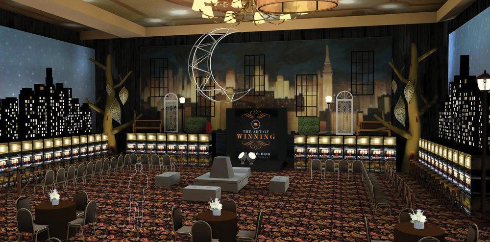 Bellagio - Slot Tournament
