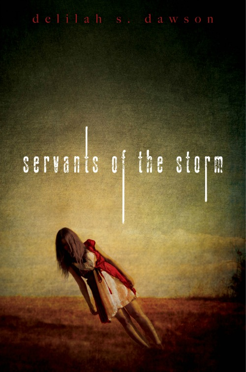 Oh, you're still curious? Fine. You should totally read this book for some YA Southern Gothic Horror.  No cats or demon Basset hounds were killed in Servants of the Storm.
