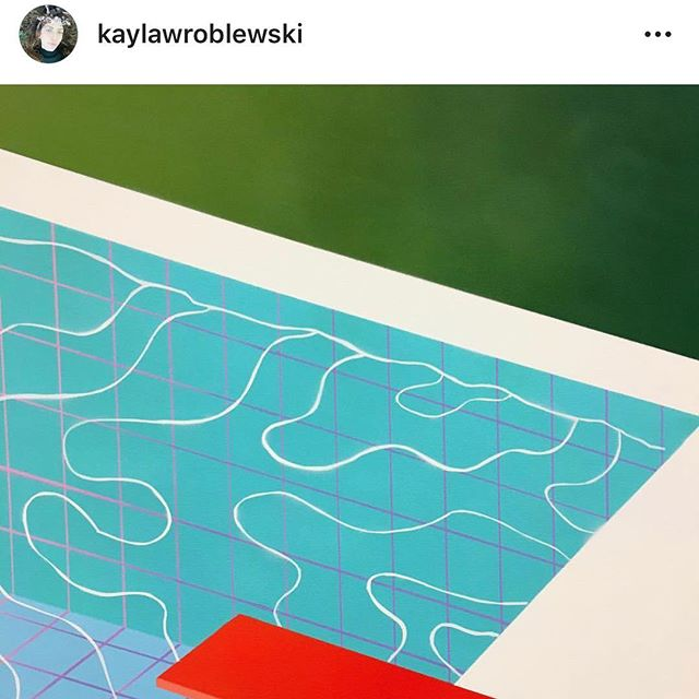 I don't care that there's a little snow on the ground this show at @juice_box_gallery tonight is going to be 🔥🔥🔥🔥! Can't wait to see the new work @kaylawroblewski & @firstaidkitsch  #kansascity #endlesssunday #artistrunspace #kcartists