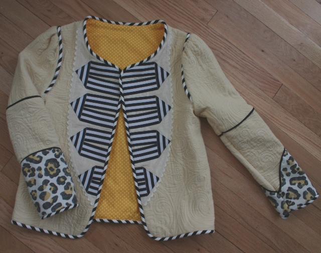 Buttercup Jacket