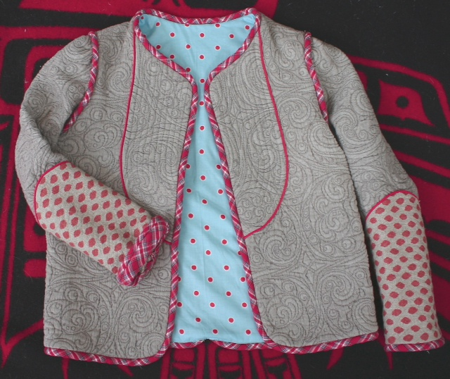 Red Pox Jacket
