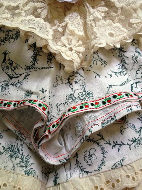 Teddie Shorts