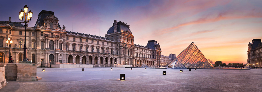 • Le Louvre