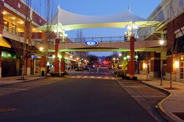 Downtown Redmond Town Center