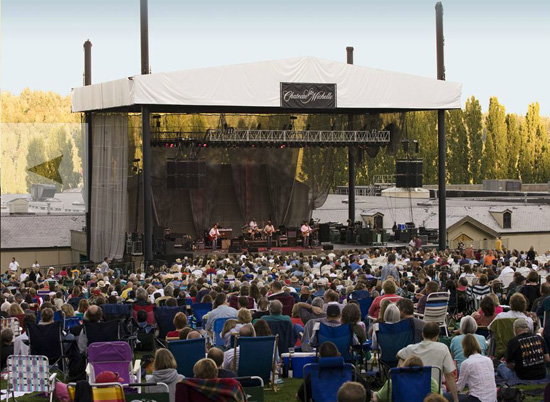 Chateau St. Michelle Winery Concert Series events