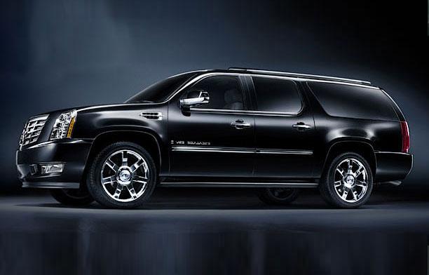 Seattle Luxury SUV class