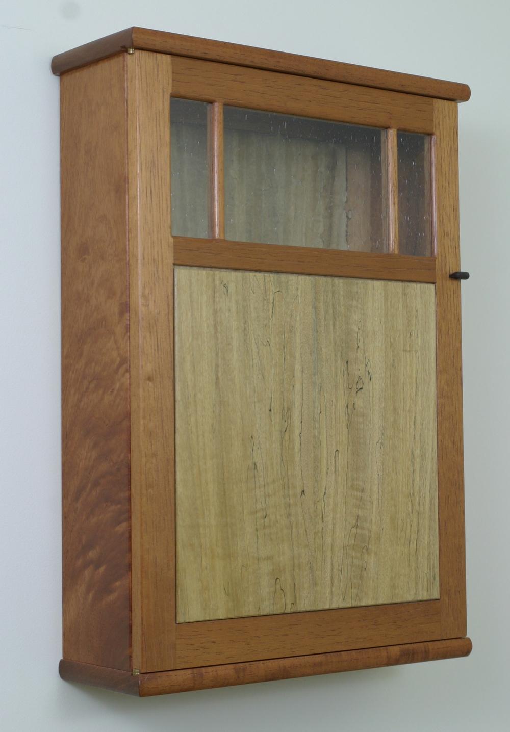 Cedar Wall Cabinet 4