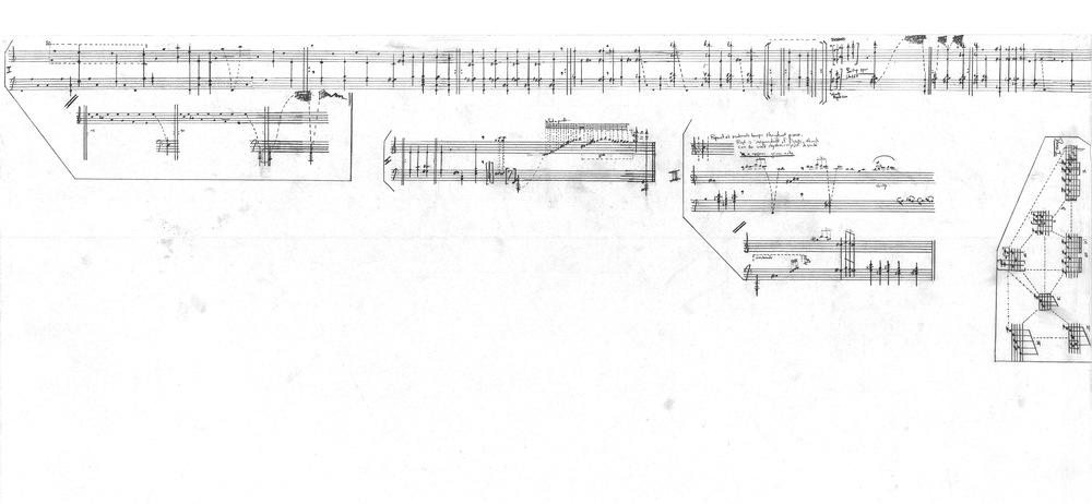 Piano Sonata I - III/Dance I -- Score