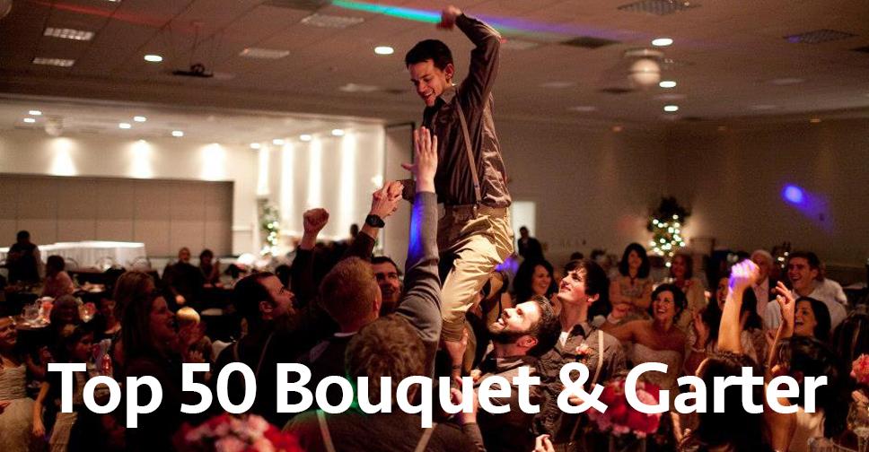 Top 10 Wedding Bouquet Toss Songs : Top bouquet garter toss songs weddings stay gold