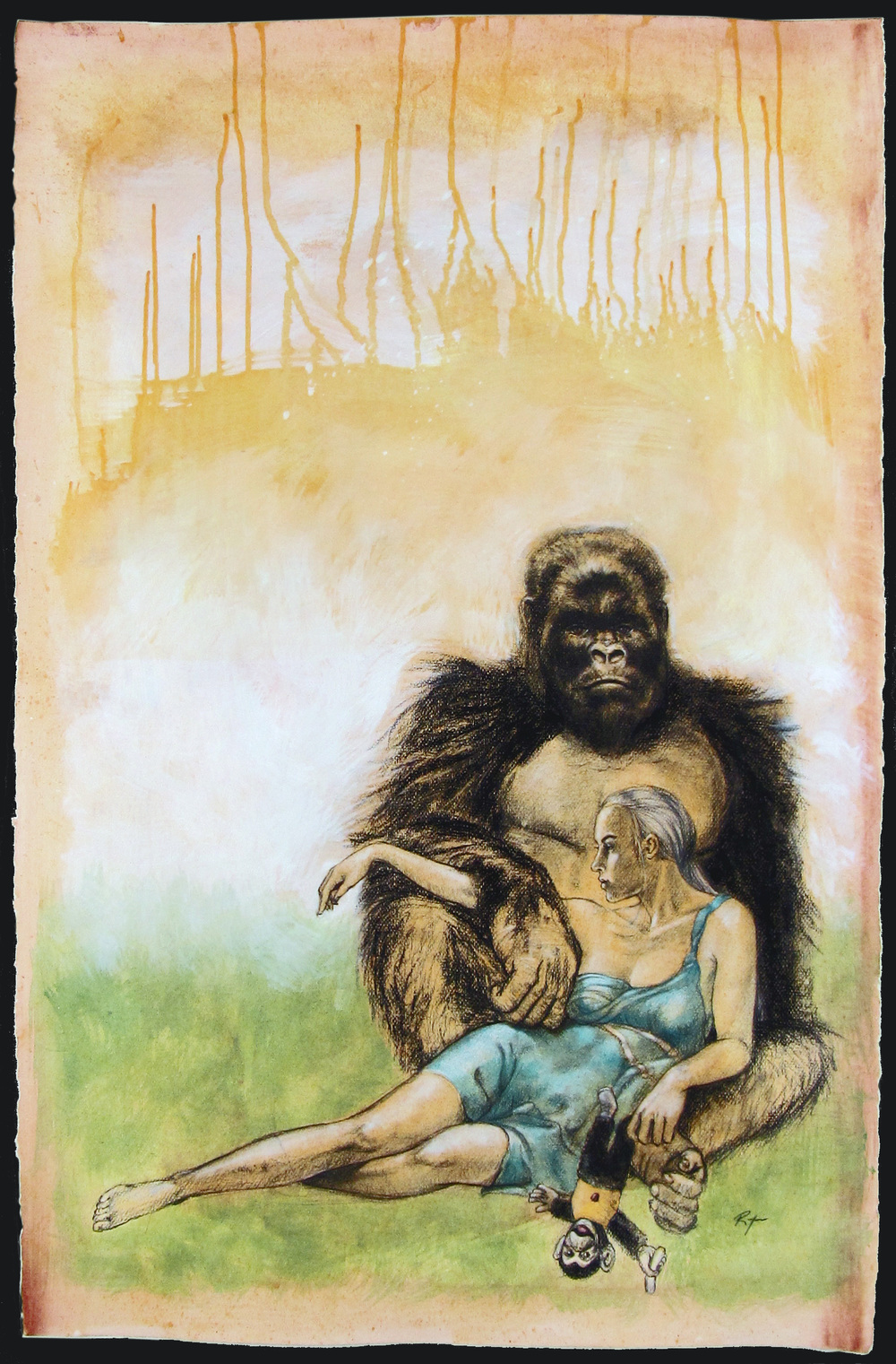 Gorilla Girl