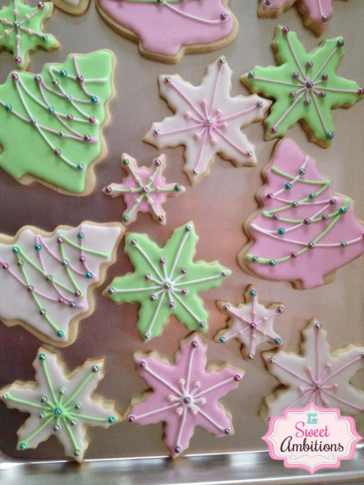 Pastel Christmas Sweet Ambitions